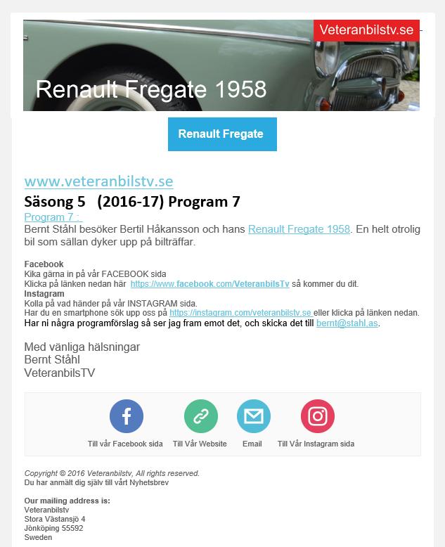 Veteranbilstv.se - Renault Fregate